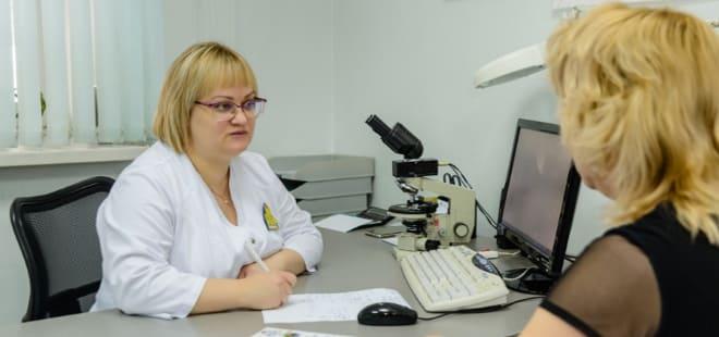 Назначение курса лечения после гистологии яичника