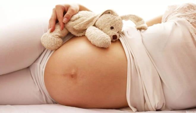 Паратубарная киста во время ношения ребёнка
