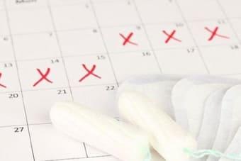 Наступление месячных как показатель течения беременности