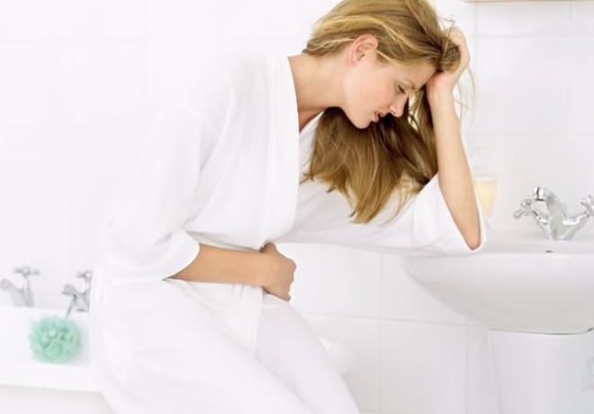 Пограничная опухоль яичника у женщины детородного возраста