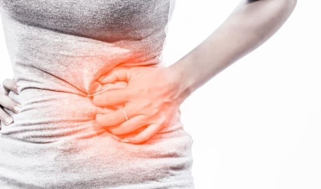 Боли слева при апоплексии яичника у женщины