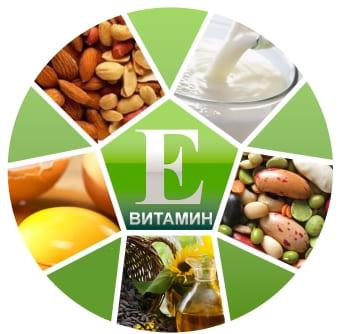 Восстановление фолликулярного аппарата с помощью витамина Е