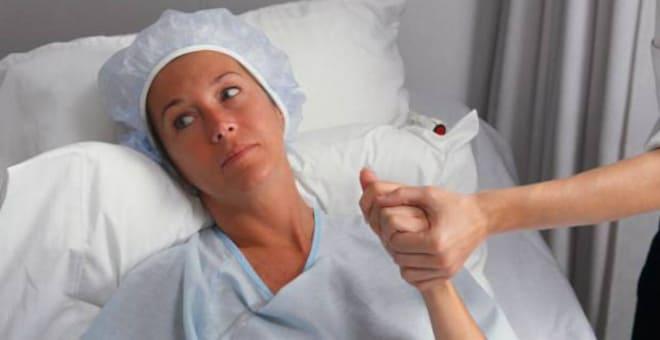 Восстановительный период после облучения при гиперторможении яичников