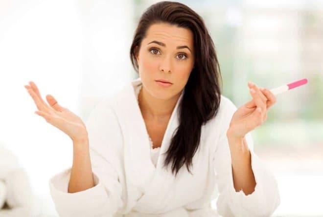 Воспаление яичников и задержка месячных