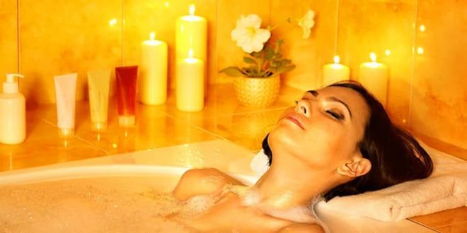 Стимуляция овуляции горячей ванной с эфирными маслами