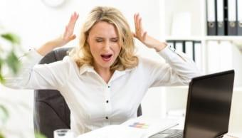Стресс и боли в яичниках