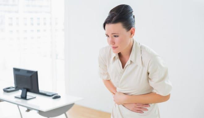 Боль в паху при кровоизлиянии в яичнике