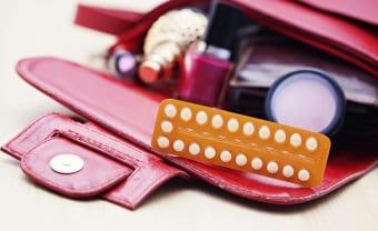 Влияние приёма оральных контрацептивов на объём яичников