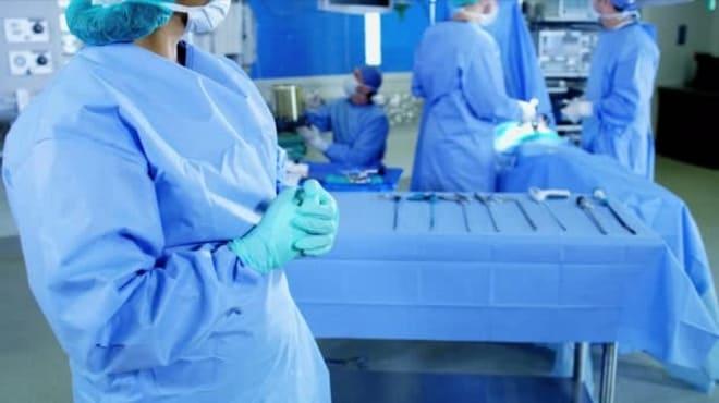 Лечение двухстороннего оофорита с помощью лапароскопии