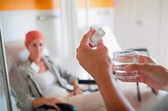 Медикаменты после проведённой химиотерапии